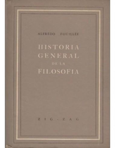 Historia general de la filosofía Usado