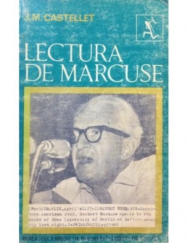Lectura de Marcuse Usado