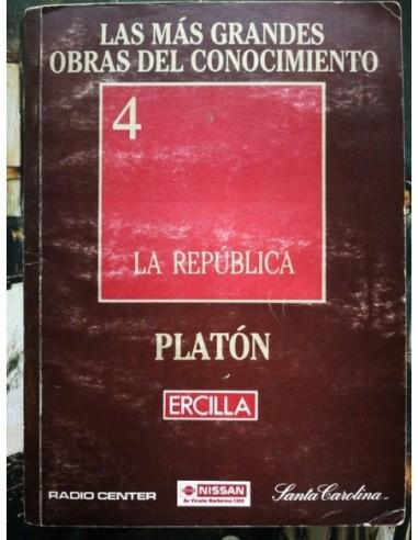 La República Platón Usado