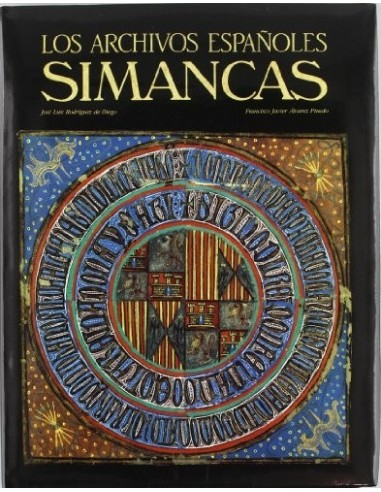 Los archivos españoles Simancas Usado