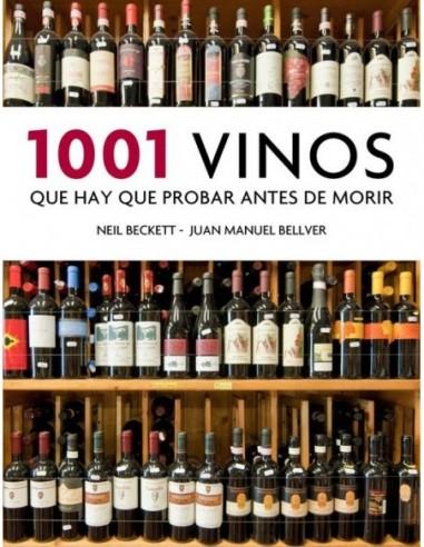 1001 vinos que hay que probar antes...