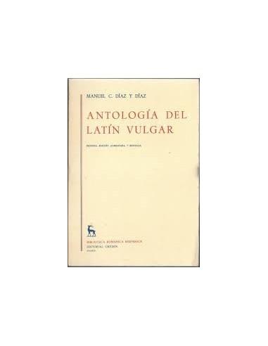 Antología del latín vulgar Usado