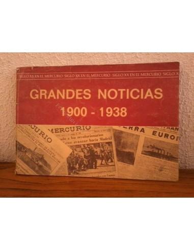 Grandes noticias 1900 1938 Usado