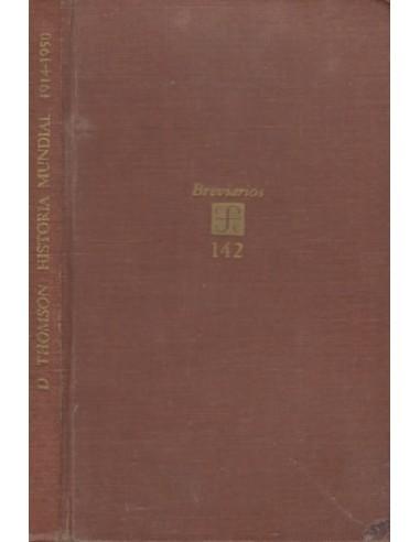 Historia mundial 1914 1950 Usado