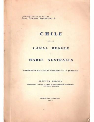 Chile en el canal Beagle y mares...