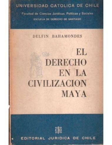El derecho en la civilización maya Usado
