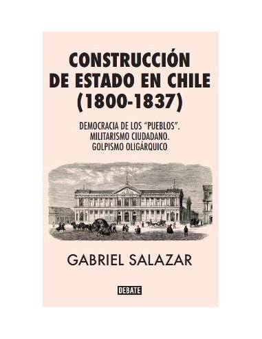 Construcción de estado en Chile 1800...