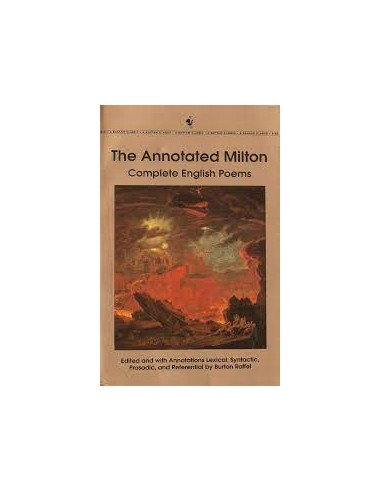 The annotated Milton Complete english...