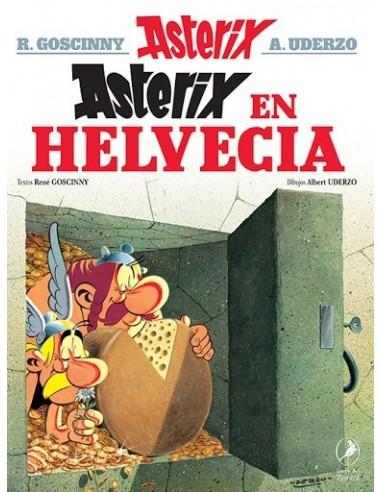 Asterix 16  En Helvecia