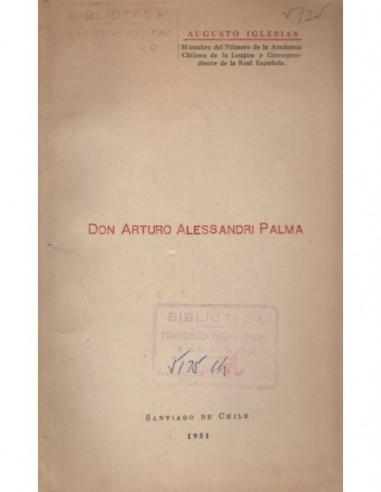 Don Arturo Alessandri Palma Usado