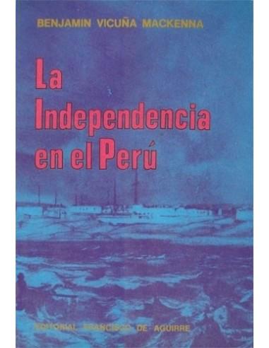 La independencia del Perú Usado