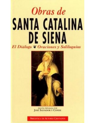Santa Catalina de Siena El diálogo...