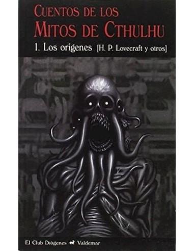 Cuentos de los Mitos de Cthulhu 1 Los...
