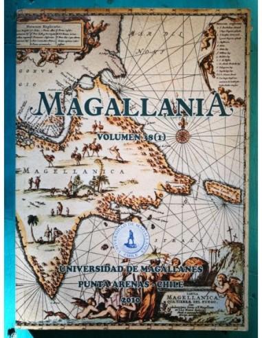 Magallania Volumen 38 1 Usado