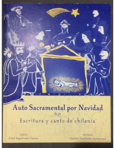 Auto sacramental por navidad Usado