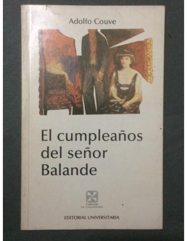 El cumpleaños del señor Balande Usado