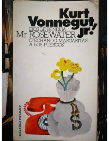 Dios le bendiga Mr Rosewater Usado