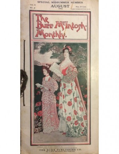 Revista The Burr McIntosh Monthly...