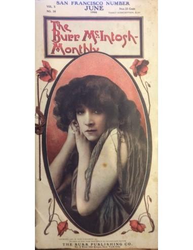 Revista The Burr McIntosh Monthly San...