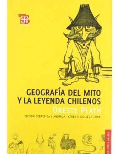 Geografía del mito y la leyenda chilenos