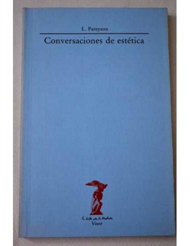 Conversaciones de esttica Usado