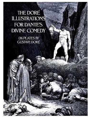 The Dor illustrations for Dantes...