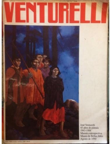Venturelli Jos Venturelli 45 años de...