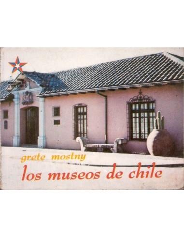 Los museos de Chile Usado