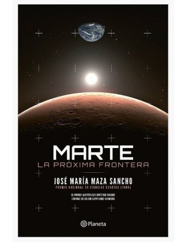 Marte La próxima frontera Usado