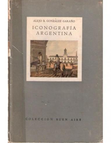 Iconografía argentina Usado