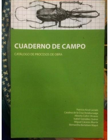 Cuaderno de campo Usado