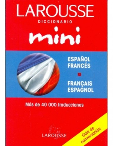 Diccionario mini Español Francs...