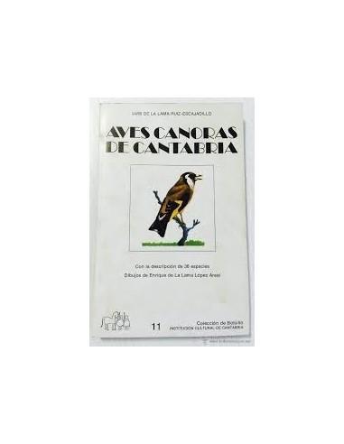 Aves canoras de Cantabria Usado