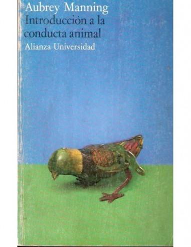 Introducción a la conducta animal Usado