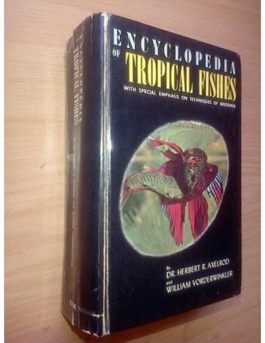 Encyclopedia of tropical fishes Usado
