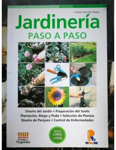 Jardinería paso a paso Usado