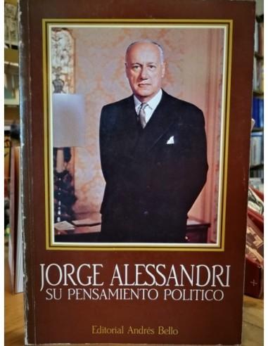 Jorge Alessandri su pensamiento...