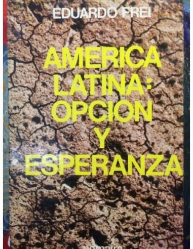 Amrica Latina Opción y esperanza Usado
