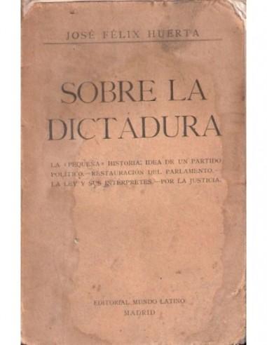 Sobre la dictadura Usado