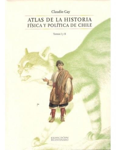 Atlas de la historia física y...