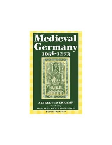 Medieval Germany 1056 1273 Usado