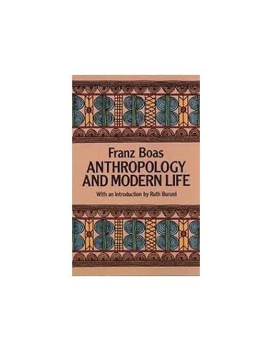 Anthropology and modern life Usado