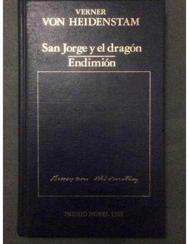 San Jorge y el dragón Endimión Usado