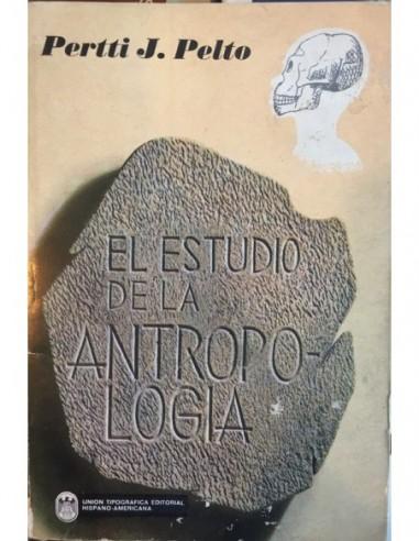 El estudio de la antropología Usado