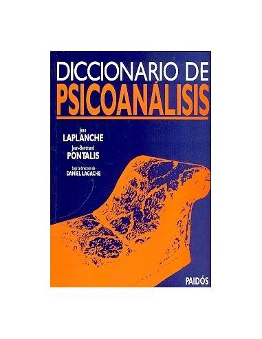Diccionario de psicoanálisis Usado