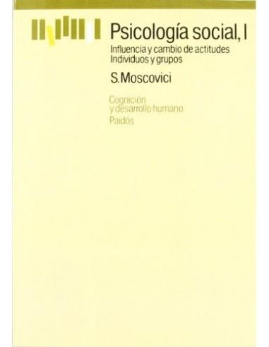 Psicología social I Influencia y...