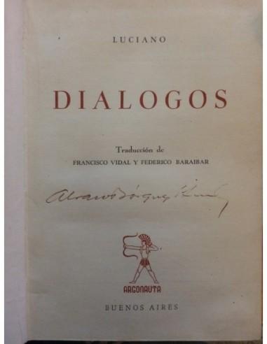 Diálogos Luciano Usado