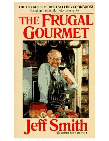 The frugal gourmet Usado