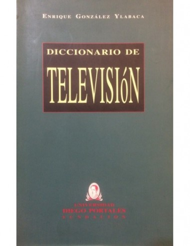 Diccionario de televisión