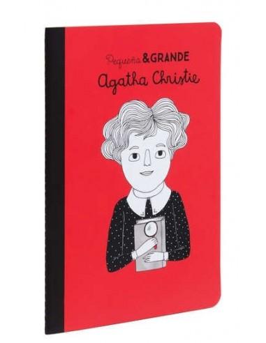 Libreta Agatha Christie Pequeña y grande
